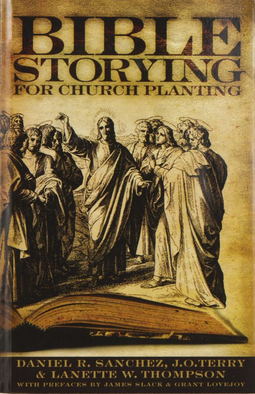 Bible Storying for Church Planting
