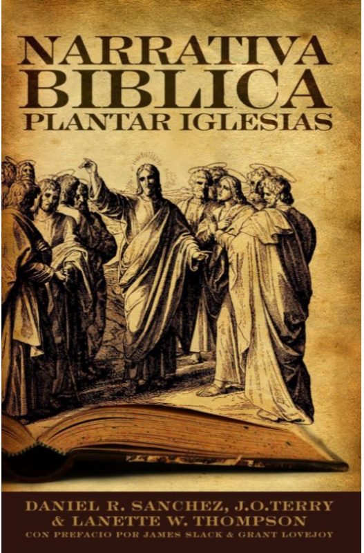 NARRATIVA BÍBLICA PARA PLANTAR IGLESIAS