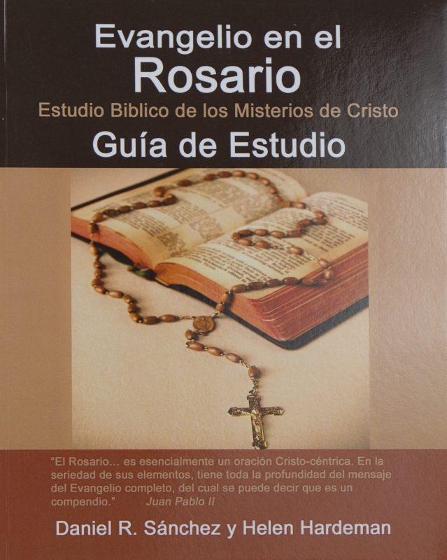 Evangelio En El Rosario: Guia de Estudio